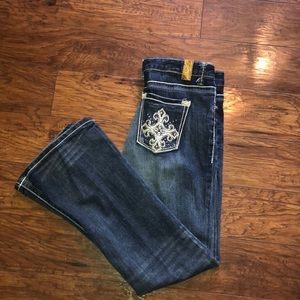 Woman's Maurice's jeans